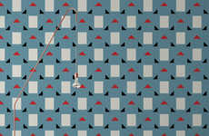 Modernist Mid-Century Wallpapers