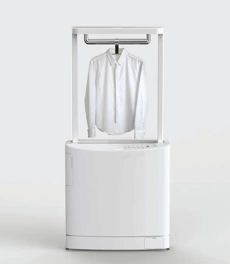 Single-Garment Laundry Machines