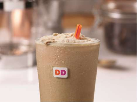 Icy Coffee-Flavored Shakes