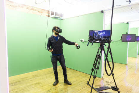 'House of VR' Brings Virtual Technology to Downtown Toronto