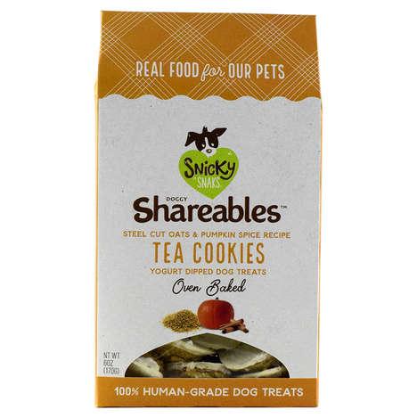 Human-Grade Dog Snacks