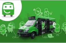 Pop-Up Bus Routes - The Citymapper Smartbus Will Run Routes Through Central London