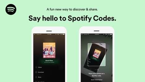 Social Music-Sharing Codes