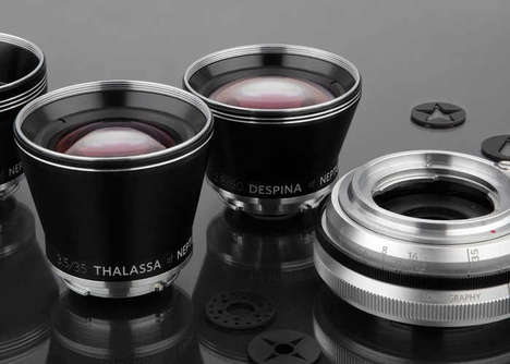 Modular Art Photography Lenses