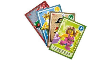 LEGO Trading Cards - LEGO Launched Create the World Trading Cards for Kids at Sainsbury's