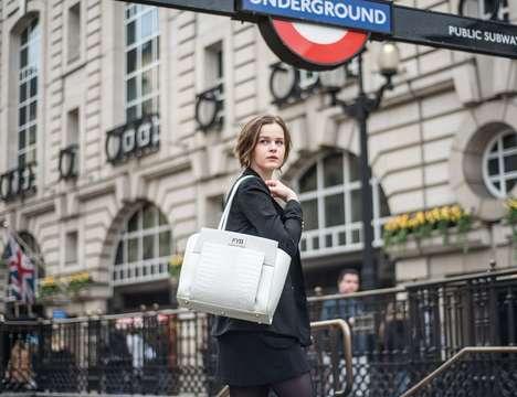 Fingerprint-Scanning Handbags