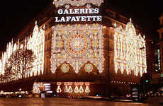 Foreign Shoppers-Welcoming Centers - Galleries Lafayette Offers Services Just for Asian Tour Groups