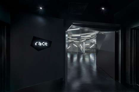 Robot Training Facilities - RACE Robotics Lab is a Futuristic Space for Training Robotics Engineers