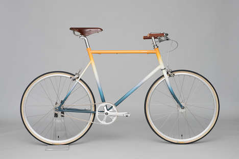 Collaborative Designer Bikes - Tokoyobike Launches a Series of Limited Edition Designer Bikes