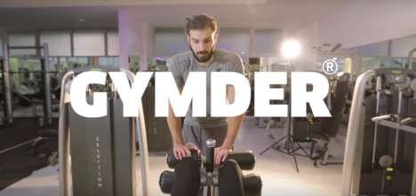 Workout Buddy Finding Apps - The Gymder App Seeks to Help People Enhance Their Health