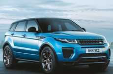 Celebratory Luxury CUVs - The Range Rover Evoque Landmark Commemorates 600,000 Evoques Sold