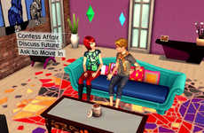 Life-Simulating Smartphone Games - 'The Sims Mobile' Lets You Build a Virtual Family Tree