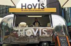 Experiential Baking Tours - Hovis is Embarking on a Roadshow in a 1962 Airstream Trailer