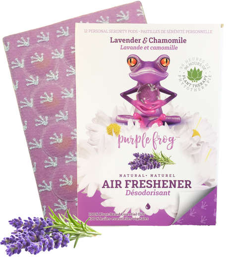 All-Natural Aromatherapy Pods