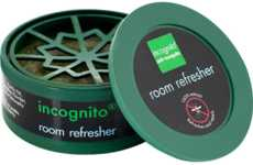Insect-Repelling Air Fresheners - The incognito 'room refresher' is a Non-Toxic Insect Repellent