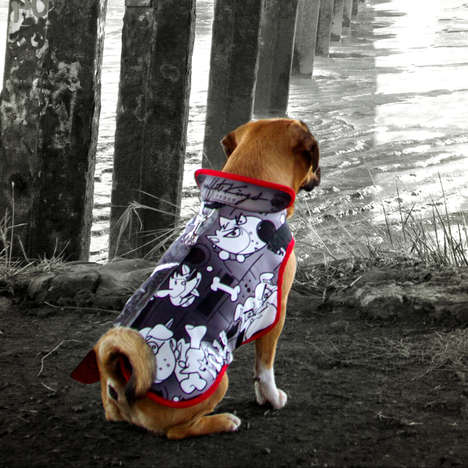Bespoke Dog Jackets