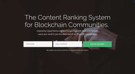 Blockchain Newsfeed Systems - Userfeeds is Working on a Ranking Framework for Trusted News Sources
