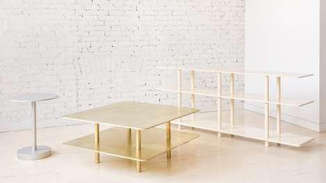 Minimalist Metal Furniture