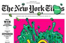 Kid-Friendly Newspapers - The NYT Printed a One-Time Edition of the New York Times for Kids