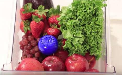 Freshness-Preserving Fridge Accessories
