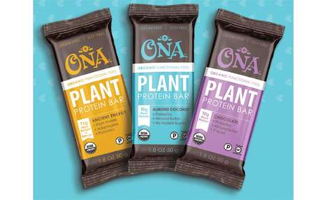 Probiotic-Packed Plant Protein Bars
