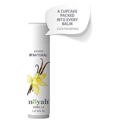 Sweet Kosher Lip Balms - noyah is a Natural Lip Care Brand That Offers Kosher Lip Balms