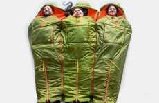 Linking Camper Sleeping Bags