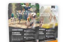 Insect-Based Dog Treats - 'Wilder & Harrier' Treats are Made from Cricket Protein