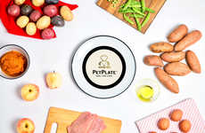 Gourmet Pet Food Deliveries - PetPlate Offers Vet- and Chef-Created Pet Meals by Subscription