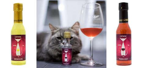 Feline Wine Brands