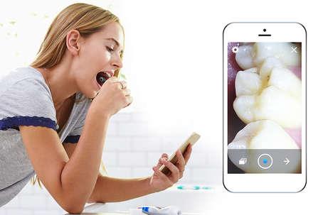 Oral Dental Care Cameras