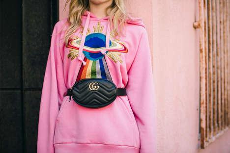 Bohemian-Inspired High Fashion