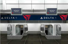 Facial Recognition Baggage Checks - Delta Will Introduce Facial Recognition for Baggage Checks