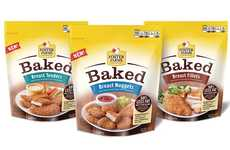 Reduced Fat Chicken Products