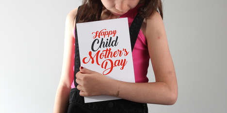 Child Mother Awareness Campaigns - Free the Children's Child Mother's Day Campaign Encourages Giving