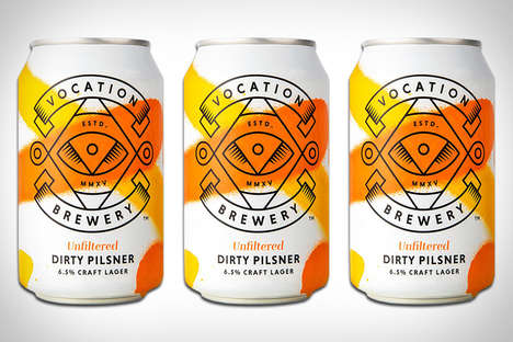 Unfiltered Craft Lagers