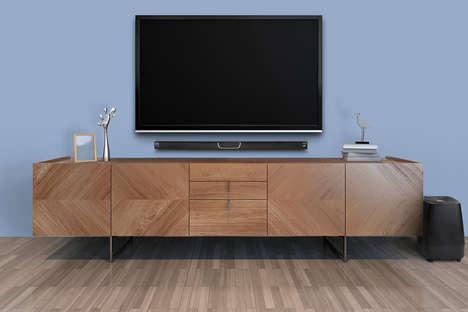 Expansive Home Soundbars