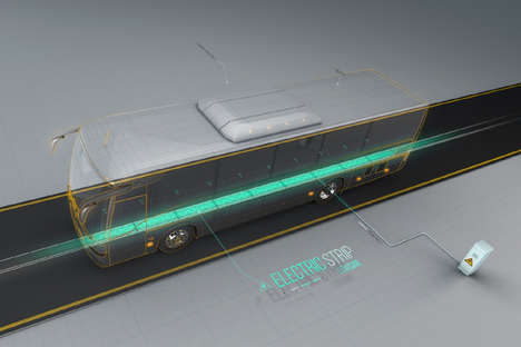 Electric Vehicle-Charging Roads