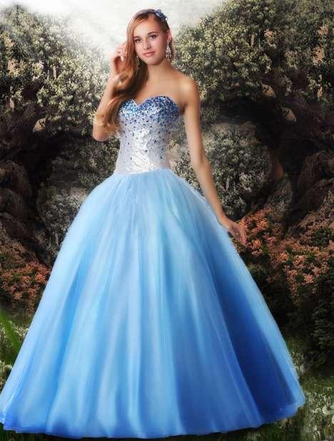 Disney Princess Prom Dresses