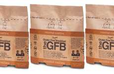 Breakfast Bowl Cereal Branding - The GFB Coconut Cashew Power Breakfast Oatmeal is Protein-Packed