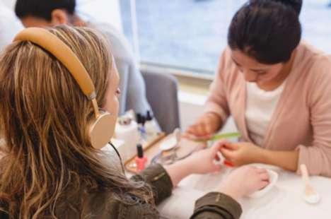 Meditative Manicure Services