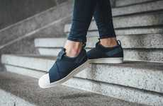 Reinvented Slip-On Sneakers