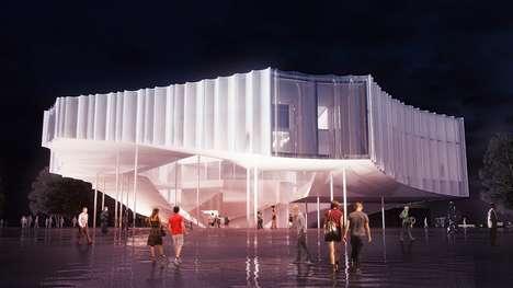 Circus-Inspired Architecture