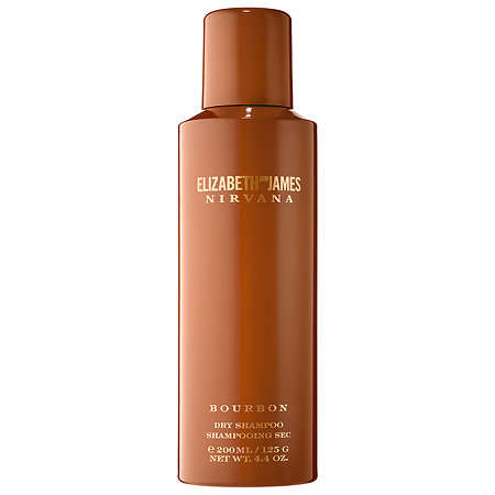 Whiskey-Scented Dry Shampoos - This Hair Product from Elizabeth and James Smells Like Bourbon