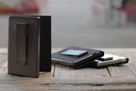 Phone-Charging Wallets