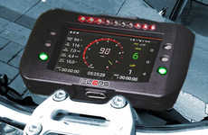 Smartphone Car Diagnostic Displays - The 'iLaps' Intelligent Display Uses Your Smartphone to Operate