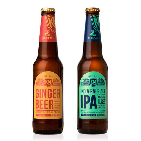 Millennial-Focused Beer Branding