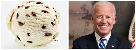 Vice Presidential Ice Creams