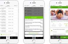 Weathered Food Delivery Functions - The Weather Channel's Mobile Site Will Offer Food Delivery