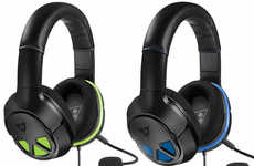 Surround Sound Gamer Headsets - The Turtle Beach XO THREE and RECON 150 Gaming Headsets are Robust